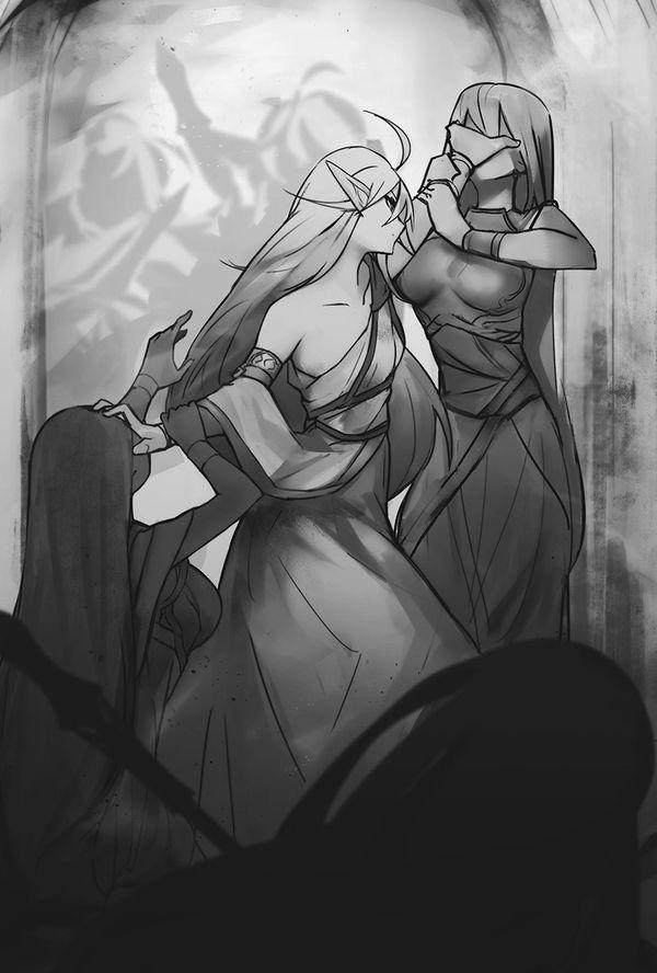 毀滅魔導王與魔像蠻妃